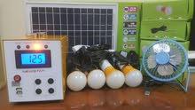 جهاز الطاقة الشمسية للرعيان والرحلات