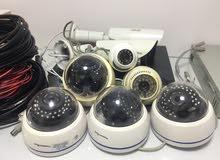 كاميرات مراقبة مع الجهاز Smart Ray