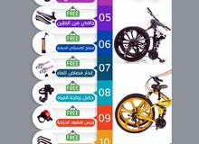 سياكل / دراجه هوائيه / مع 13 هديه(ضمان6شهور)