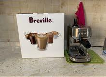 مكينة قهوة ماركة فاخرة جودة عالية بريفيال Breville