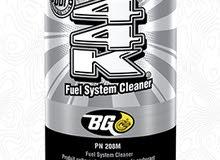 44K Platinum Fuel System Cleaner – PN 208M من بي جي