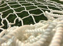 heavy duty net - football goals