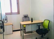 مكاتب للايجار جاهزة ب 1020ريال