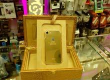طلاء أجهزة الأيفون بماء الذهب