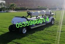 GOLF CARTS 2020 FROM NEW TRACKS عربات القولف الكهربائية عالية الجودة