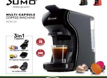 ماكينة القهوة 3 في 1