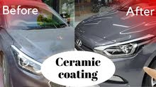 50% off on Nano ceramic coating from Auto Pro Cars Polishing and Accessories