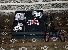 ps4 for sale in very nice condition 1000gb 5 months used 1 controller