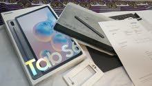 Samsung galaxy Tab S6 128gb Lte 4G + original Samsung keyboard and case