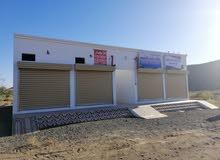 أرخص محلات للايجار في صحارshops for rent in Sohar