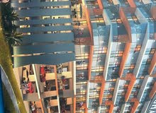 شقة غرفة نوم و معيشة 81 متر مربع في إطلالة على برج العرب و جزيرة النخلة