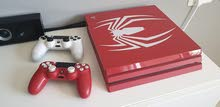 PS4 Pro Spiderman Edition +33 games