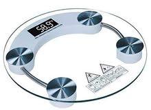 ميزان الجسم الإلكتروني(سكريت)قراءه دقيقة جدا و يتحمل وزن لغايه 180 كيلو