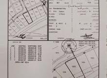 للبيع ارض سكنية مرتفعات العامرات المرحله الأولى مساحة كبيره 967