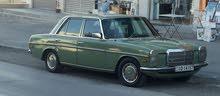 Mercedes Benz E 200 car for sale 1975 in Amman city