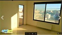 شقة100م ط اول في حي المنصور شارع الاردن جديدة
