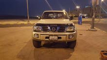 Gold Nissan Patrol 1998 for sale