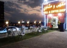 مقهى تركي قائم للبيع ،  coffee shop for sale
