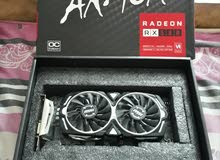 كرت شاشه MSI AMD RADEON RX 580 8GB GRAPHICS CARD