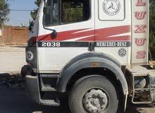 مارسيدس 8 سوبرين بحالة ممتازة شاحنة