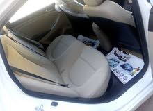 Automatic Beige Hyundai 2016 for sale