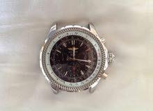 ساعة Breitling أوتوماتك مقلده سويسريه درجه اولى - شبه جديدة.