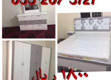 غرف نوم وطني جديدة مع التوصيل والتركيب 0552073121