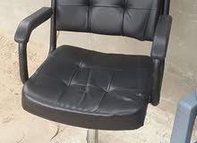 كرسي حلاق للبيع في غزة