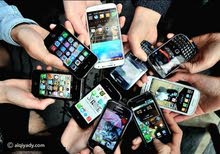 تصليح جميع أنواع الهواتف المحمولة الاصليه بقطع
