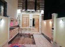 للبيع بيت 120 م في ( الشعب ) العقاري الاولى