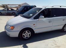 هونادي تراجيت 2004 محرك27 ثلاث صفات 7ركاب ماشيه225 للبيع