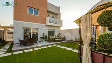 Villa At Al Reef 2 Al Samha Abu Dhabi for Rent. Brand New. Two Floors. Excellent Location