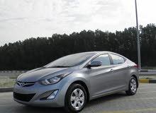 Hyundai elentra 1.8 2015