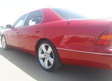 Lexus LS 1995 For sale - Red color