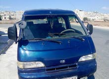 Diesel Fuel/Power   Hyundai H100 1995