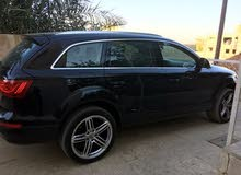 Audi Q7 Quattro  fully loaded