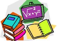 مدرس رياضيات وmath فى دبى والشارقه وعجمان وام القيوين