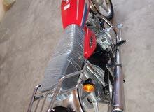 دراجة 125 سي سي بحاله ممتازه