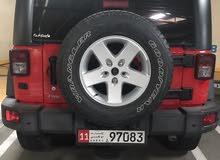 Jeep Wrangler: Model 2017