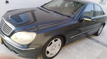 Best price! Mercedes Benz S 500 2000 for sale