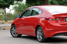For rent 2016 Red Elantra