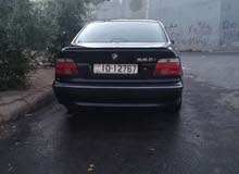 BMW 520 2000 For sale - Green color