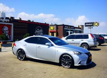 Lexus IS 250 car for sale 2014 in Al Dhahirah city