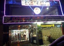 مطعم وملحه ومشاوي في شارع الحريه