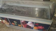 مصنع جولاطي وثلاجة عرض