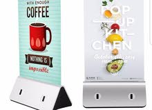 power bank menu restraint & caffe