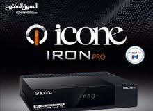 Icone Iron Pro الجديد كليا متوفر حاليا
