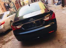 Gasoline Fuel/Power   Hyundai Sonata 2012
