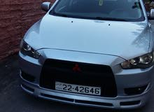 Silver Mitsubishi Lancer 2014 for sale