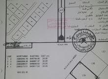 ارض سكنيه مدينة النهضة 14/2